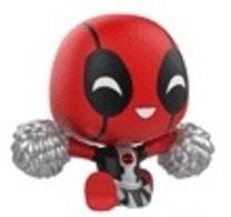Deadpool (Cheerleader)   Vinyl Art Toys