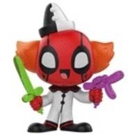 Deadpool (Clown)   Vinyl Art Toys