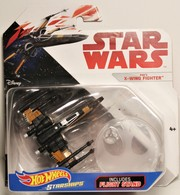 X-Wing Fighter ( Hot Wheels Starships / Star Wars ) | Model Aircraft | Hot Wheels Starships / Star Wars Poe's -Wing Fighter