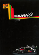 Gama Catalog 1989 | Brochures & Catalogs | Front