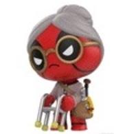 Deadpool (Old Lady) | Vinyl Art Toys