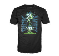 Rick and Morty (Portal Dive) | Shirts & Jackets