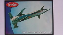 Captain scarlet %252370   spectrum passenger jet %2528spj%2529 trading cards %2528individual%2529 288db83e 361e 42ee 965a e953f4644ea1 medium