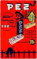 Kids! Halloween Time Is Pez Time | Print Ads
