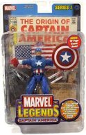 Captain America | Action Figures
