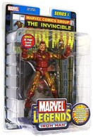 Iron Man Model 2 (horned) Gold & Red Armor | Action Figures
