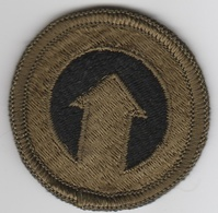 U.S. Army Patches - 1st Logistic Command O.D. | Uniform Patches | 1st Logistic Command Front