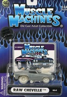 Muscle machines raw chevy chevelle model cars 7ea4beb9 5942 44fc ba4a 43b3d1cddbce medium