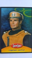 Captain Scarlet #22 - Captain Ochre | Trading Cards (Individual)