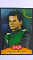 Captain Scarlet #21 - Lieutenant Green | Trading Cards (Individual)