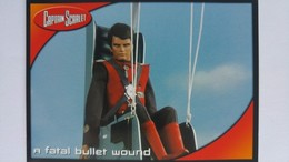 Captain Scarlet #14 - A Fatal Bullet Wound | Trading Cards (Individual)