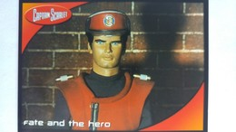 Captain Scarlet #11 - Fate And The Hero | Trading Cards (Individual)