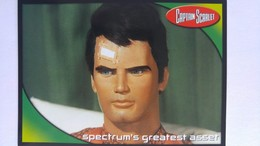 Captain Scarlet #9 - Spectrum's Greatest Asset | Trading Cards (Individual)