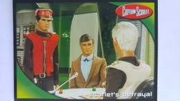 Captain Scarlet #7 - Scarlet's Betrayal | Trading Cards (Individual)