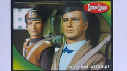 Captain Scarlet #6 - A Failed Attempt | Trading Cards (Individual)