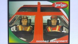 Captain Scarlet #5 - Doomed Assignment | Trading Cards (Individual)