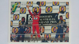 1994 Australian Grand Prix #84 - Victory Podium | Sports Cards (Individual)