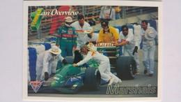 1994 Australian Grand Prix #82 - Marshals | Sports Cards (Individual)