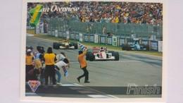 1994 Australian Grand Prix #79 - Finish | Sports Cards (Individual)
