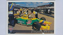 1994 Australian Grand Prix #65 - Front Wing | Sports Cards (Individual)