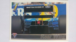 1994 Australian Grand Prix #64 - Rear Wing | Sports Cards (Individual)
