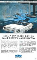 Take A Fun-Filled Ride On Walt Disney's Magic Skyway | Print Ads