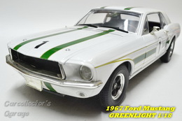 1967 Ford Mustang Coupe | Model Cars