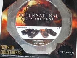 Supernaturel Join the Hunt | Model Vehicle Sets