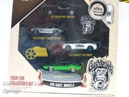 Gas Monkey Garage | Model Vehicle Sets
