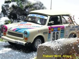 Trabant 601S   Model Cars
