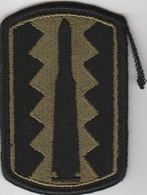 U.S. Army Patches - 197th Infantry Brigade patch   Uniform Patches   U.S. Army Patches - 197th Infantry Brigade patch