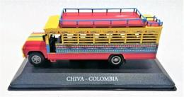 Chiva - Colombia | Model Buses
