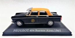 Peugeot 404 - Buenos Aires 1965   Model Cars