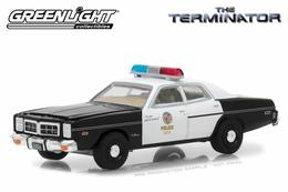 The Terminator 1977 Dodge Monaco   Model Cars