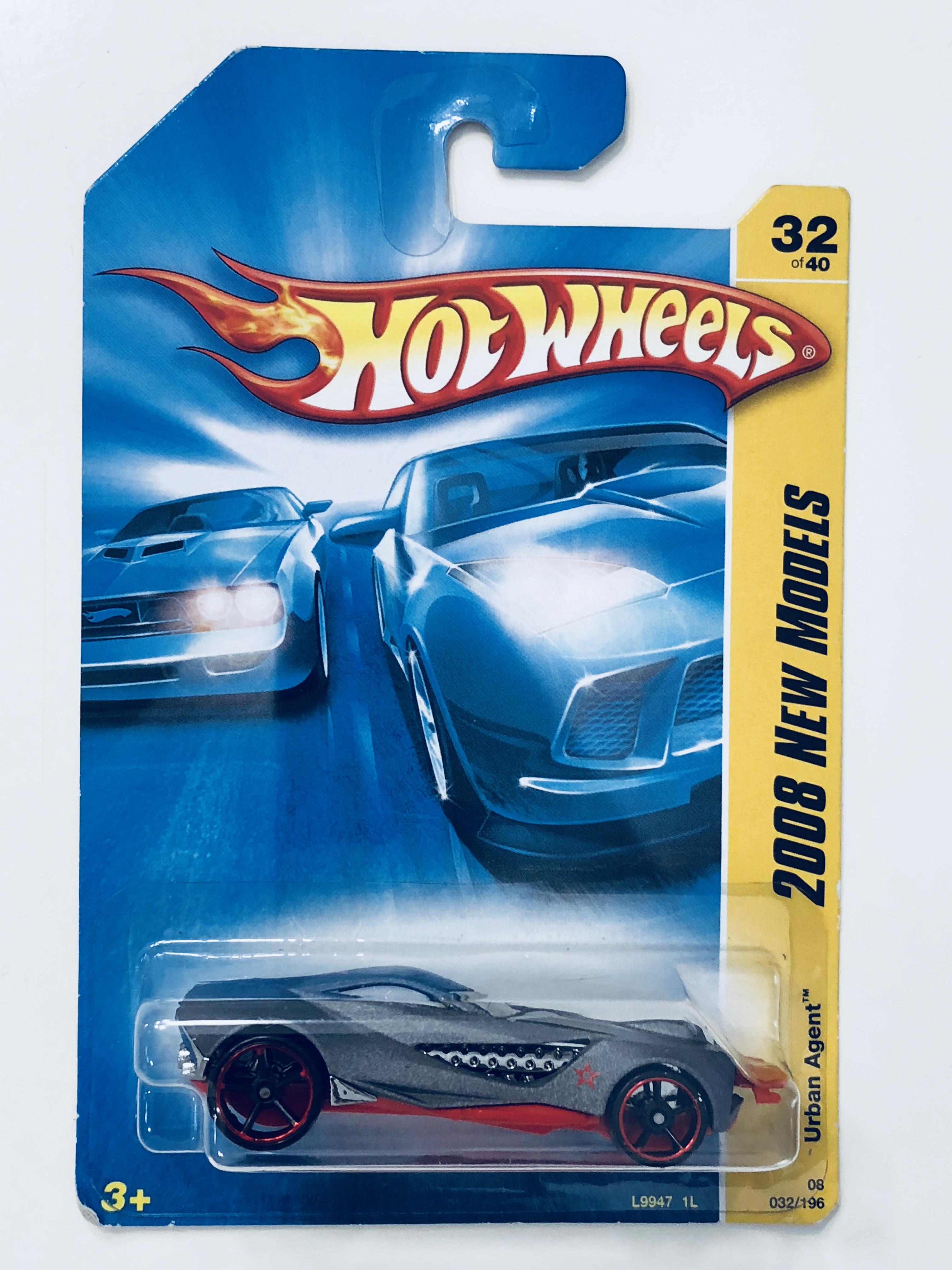 Urban Agent Model Cars Hobbydb