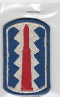 U.S. Army Patches - 197th Infantry Brigade patch | Uniform Patches | 197th Infantry Brigade patch Front