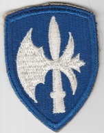 U.S. Army Patch - US 65th Infantry Division Color Cloth Back  | Uniform Patches | US 65th Infantry Division (Front)