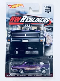 '65 Mercury Comet Cyclone | Model Cars