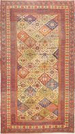 Tribal Persian Afshar Antique Rug   Carpets & Rugs