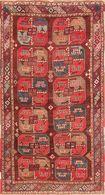 Antique Uzbek Bokara Carpet   Carpets & Rugs