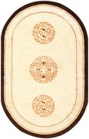 Oval Chinese Rug   Carpets & Rugs