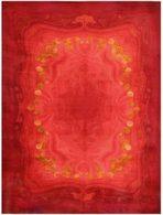 Vintage Art Noveau Wilton Carpet   Carpets & Rugs