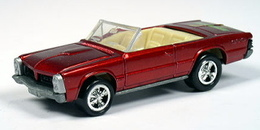 1965 Pontiac GTO Convertible | Model Cars