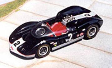 1964 McLaren M1A | Model Racing Cars