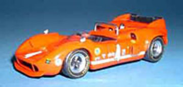 1965 McLaren M1B | Model Racing Cars