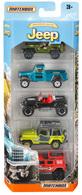 Matchbox Jeep 75th Anniversary | Model Vehicle Sets