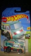 Chill Mill | Model Trucks | International Long Card