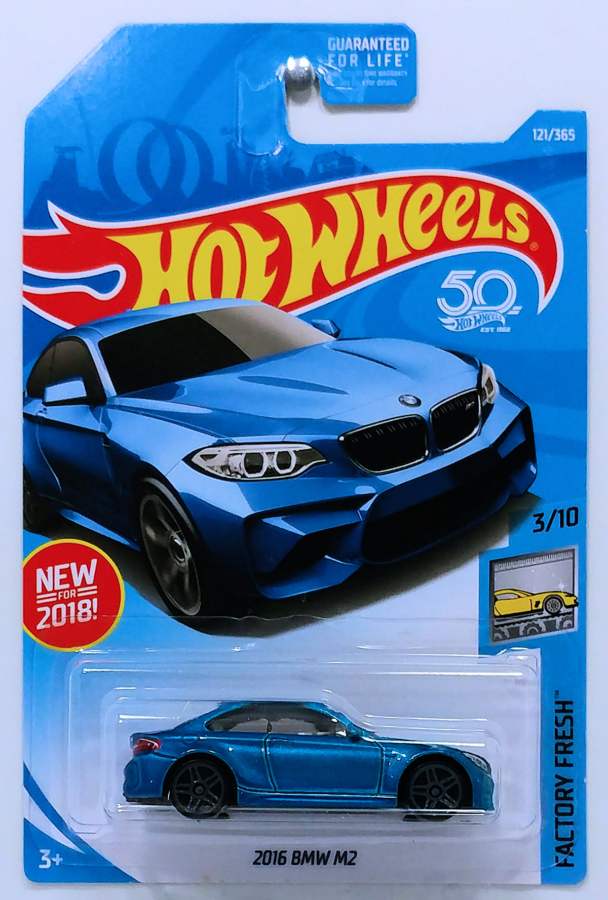 Bmw M Series >> 2016 BMW M2   Model Cars   hobbyDB