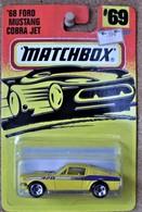 Ford '68 Mustang Cobra Jet | Model Cars