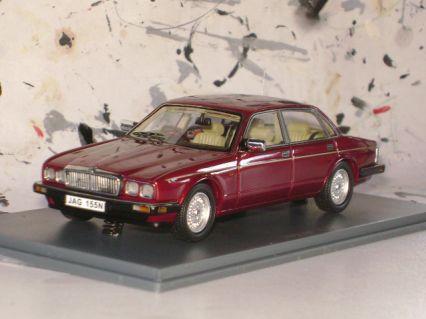 Jaguar XJ40 | Model Cars | HobbyDB
